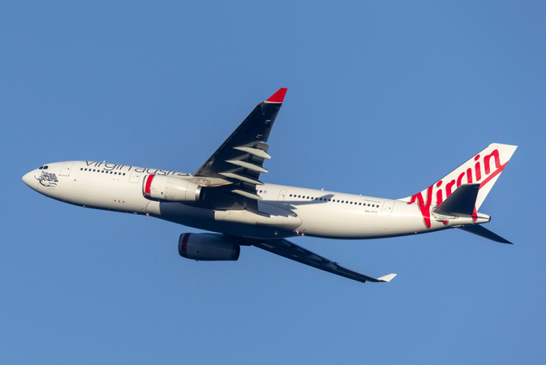 Virgin Australia flight sale