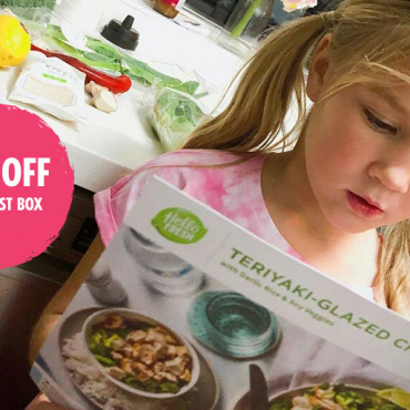 Take 40% OFF – Dinner's Sorted with These Easy & Delicious Dinner Ideas with HelloFresh