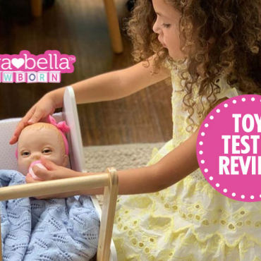 Luvabella Newborn: Our Toy Testers Review the World's Most Realistic Doll