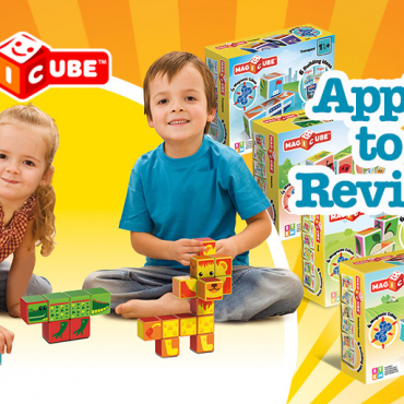 Toy Testers Wanted for Magicube – Creative Construction Cubes for Kids