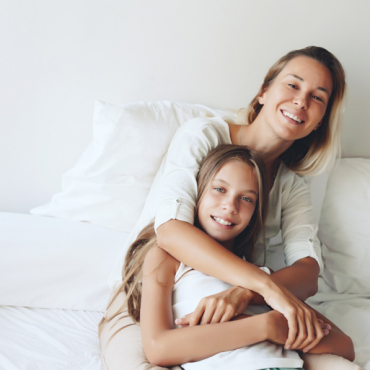 Eeek! How to Have the Puberty Talk With Your Daughter