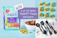 Vetta Smart Pasta dinosaur shapes