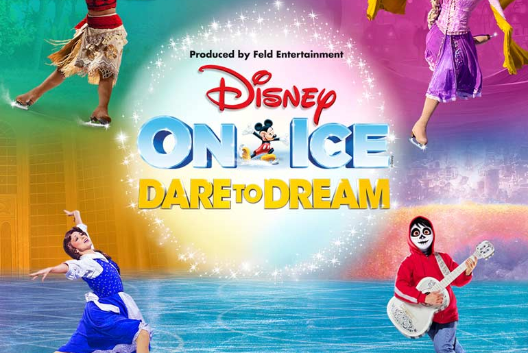Disney on Ice 2020 Dare to Dream