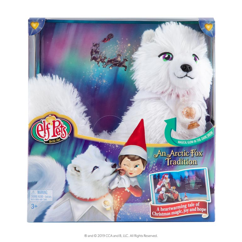 Elf Pets - Arctic Fox box set
