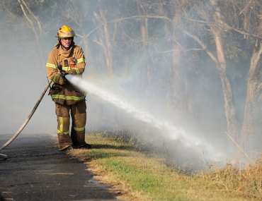 climate change and bushfires