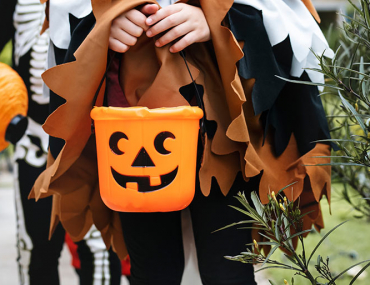Child hospitalised halloween candy scare