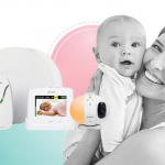 Babysense7 + Secure870WH Baby Monitor Value Pack