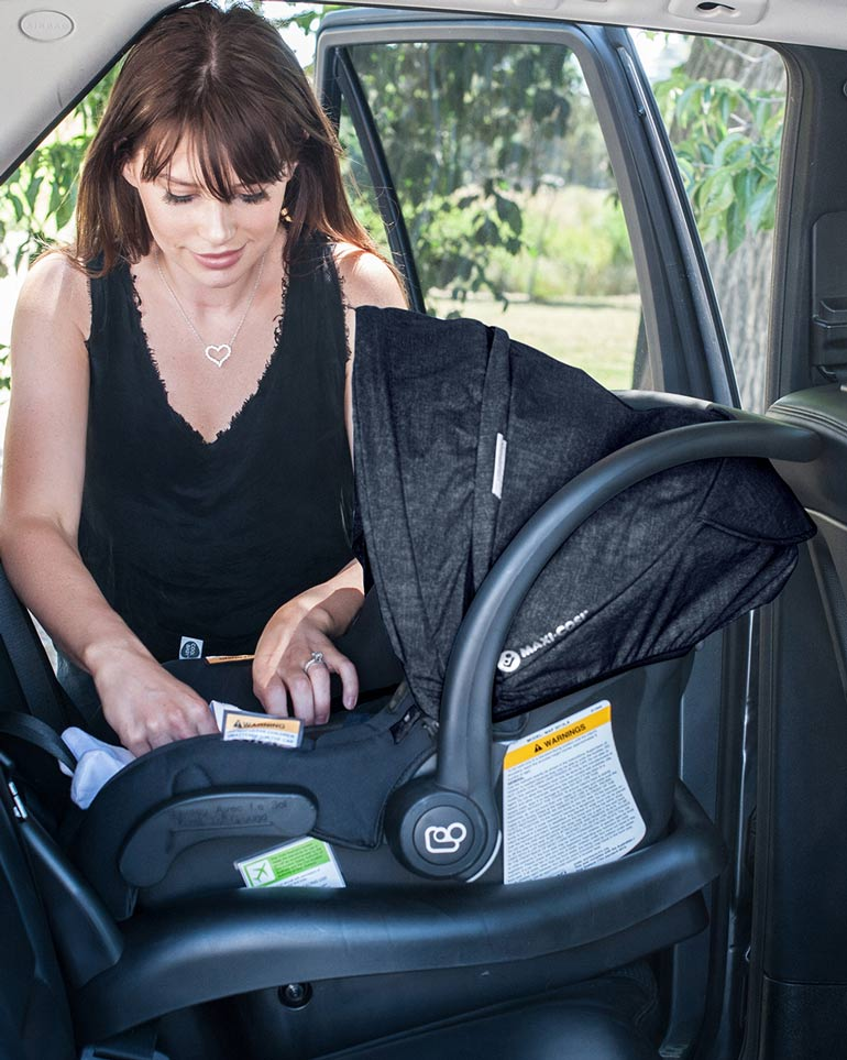 Mico Plus baby capsule - why hire