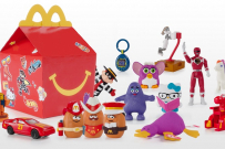 McDonalds Happy Meals toys