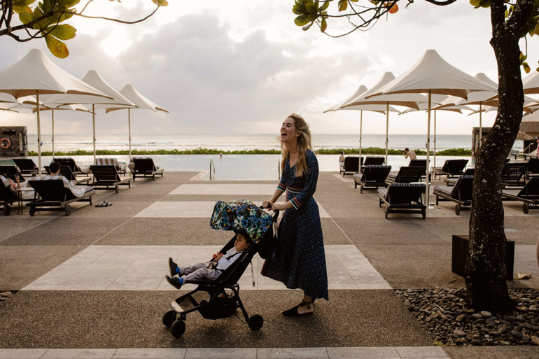 Baby travel accessories - Mountain Buggy Nano stroller