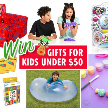 11 Brilliant Christmas Gifts Under $50 for Kids