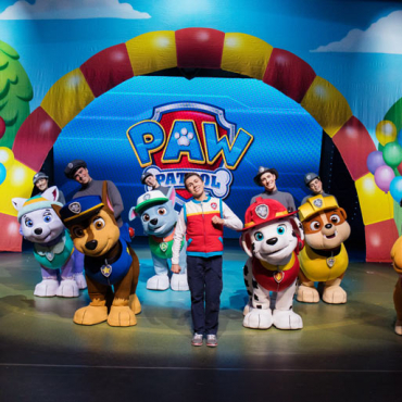 WIN Family Tickets to PAW Patrol Live! Race to the Rescue 2020 Tour
