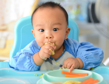 common baby food