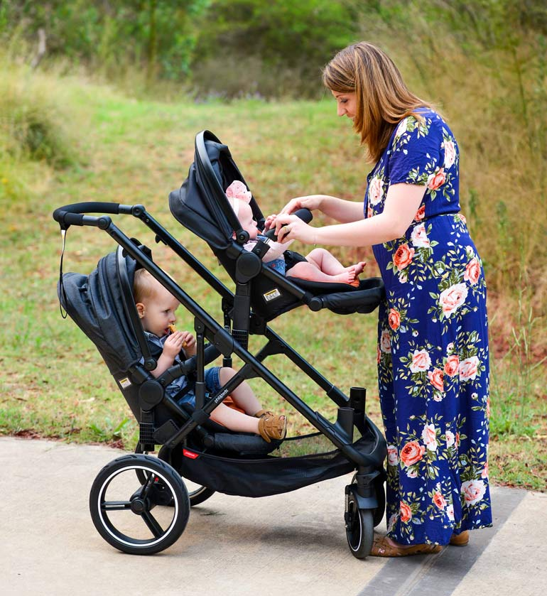mum review voyager double stroller