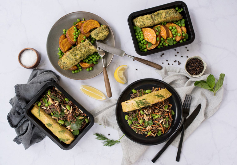 meal plans for busy mums, chefgood