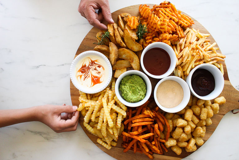 fries board