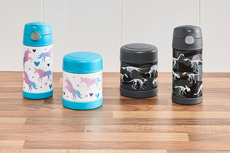 Howards Storage World, Thermos containers