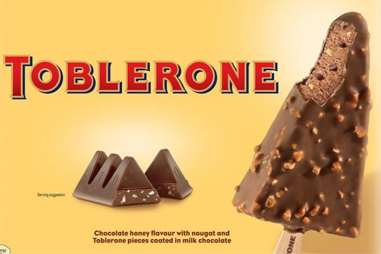 Toberlone Ice Cream