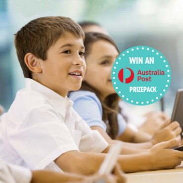 WIN a $1,490 Back to School Tech Prize Pack From Australia Post