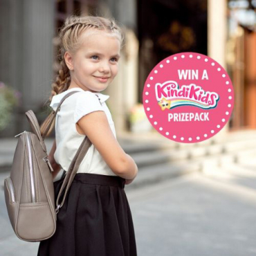 Prepare Your Child for Kindy + WIN a Kindi Kids Prize Pack
