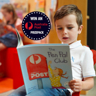 WIN: Bringing Back Letter Writing with Australia Post's Pen Pal Club