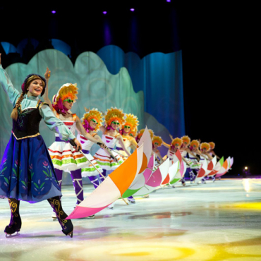 WIN Tickets for Your Family to Disney On Ice Presents Dare to Dream