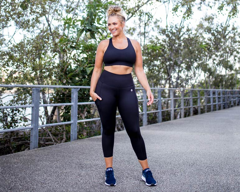 Active truth pants with pockets