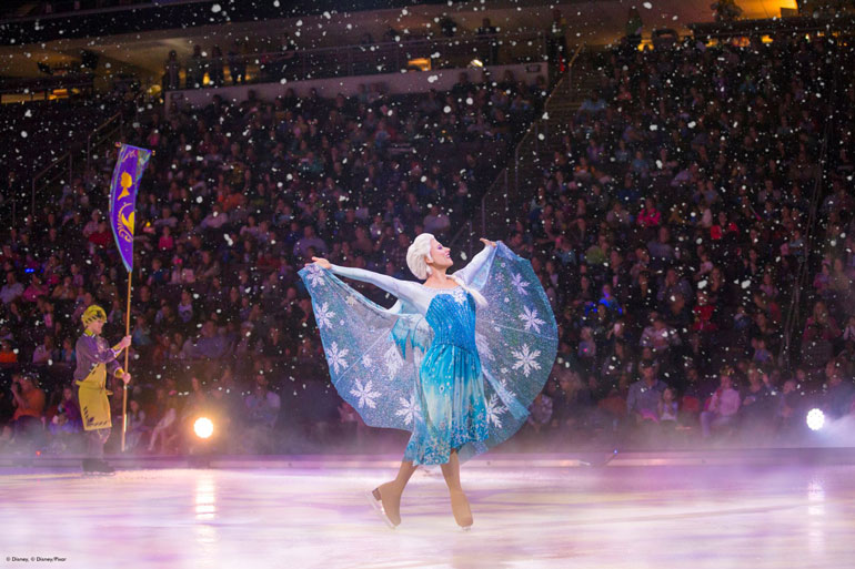 Disney on Ice presents Dare to Dream
