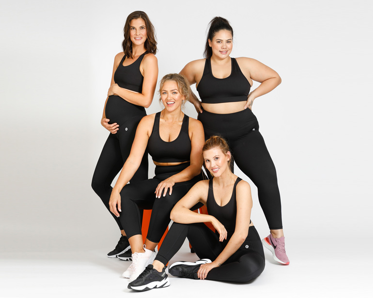 Active Truth active wear pants with pockets