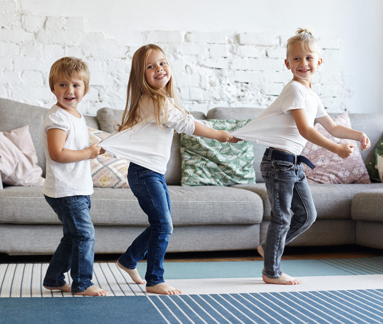 having three kids is easy and other lies