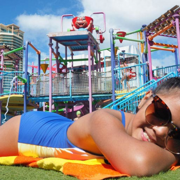 Paradise Resort: Kids Stay, Play and Eat Free PLUS Save up to 40%