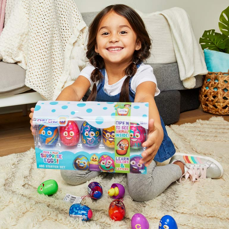 Chu Chu Surprise eggs - Easter gifts for kids