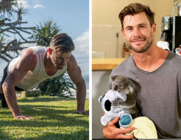 chris hemsworth workout free