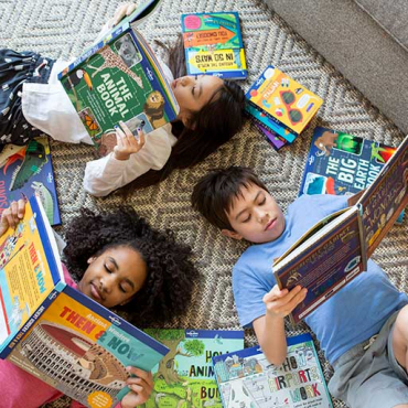 Bust the Boredom with Awesome Lonely Planet Kids Books!