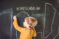 homeschool routines during COVID-19