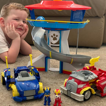 REVIEW: Paw Patrol Powered Up Vehicles Certainly Save the Day