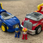 Paw Patrol Powered Up Vehicles