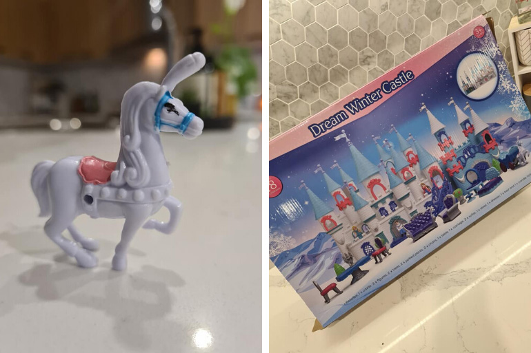 kmart unicorn x-rated toy shopping fail
