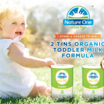 Nature One Dairy toddler food