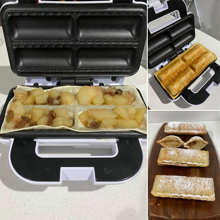Sausage roll maker recipes