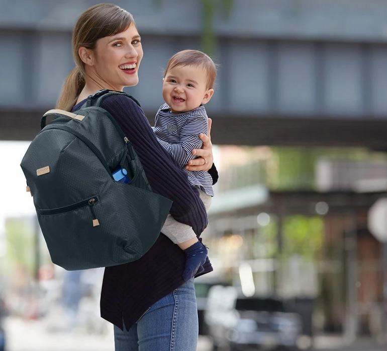 Go Envi nappy backpack