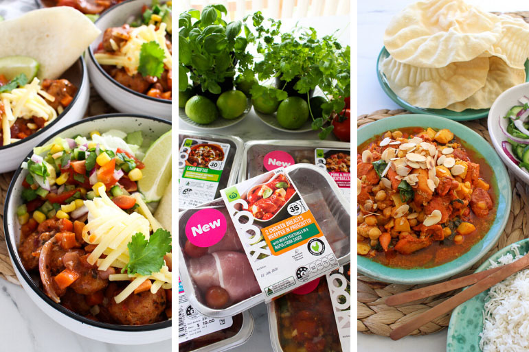 Woolworths COOK Traybakes recipes