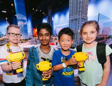legoland junior model builders competition