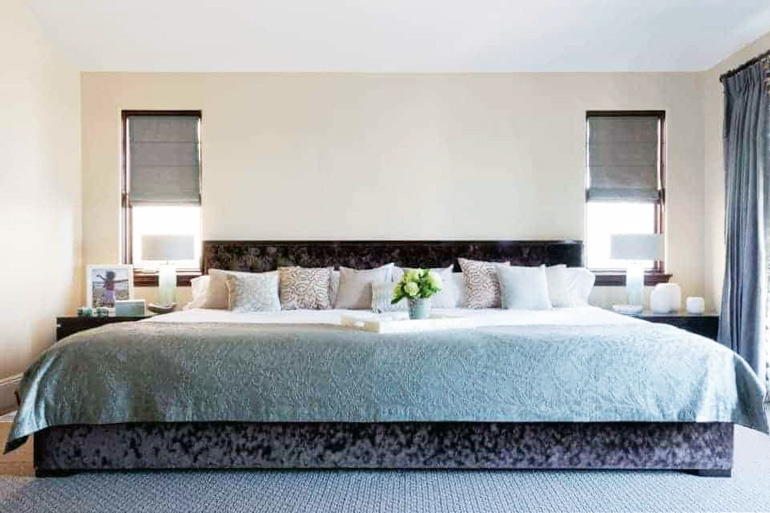 family bed for co-sleeping