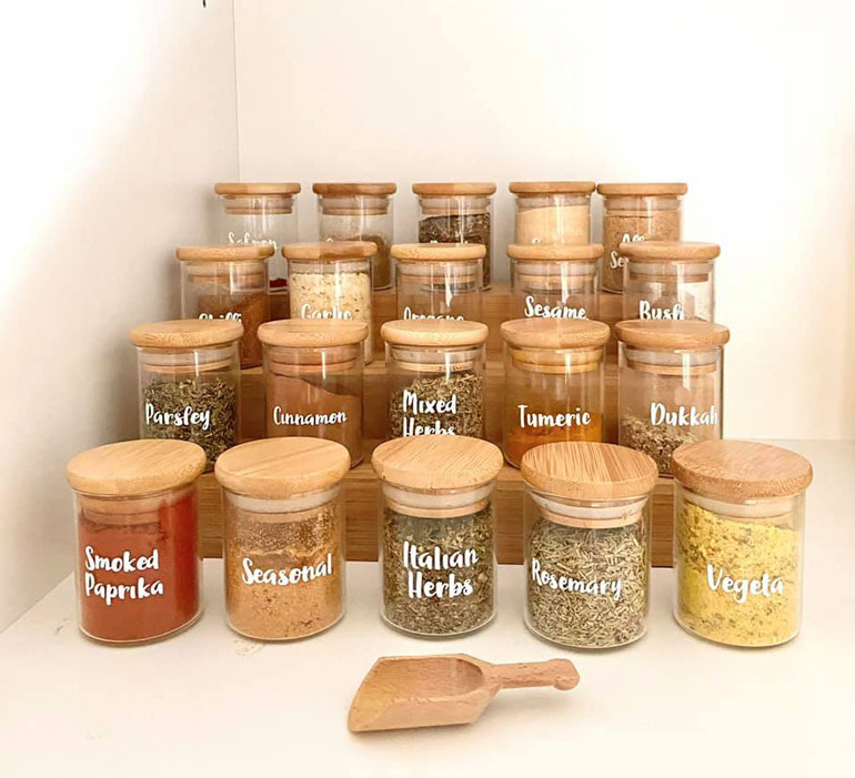 pantry storage Illi Williams