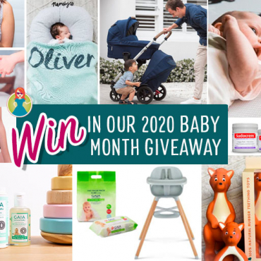 NEW BABY CHECKLIST: Get Ready for Baby with our Must-Have Products and WIN!