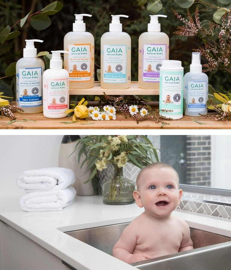gaia baby products
