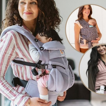 BEST BABY CARRIERS ROUNDUP: Our Top Picks for Carriers and Wraps for 2020