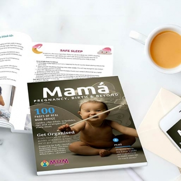 Pregnant or New Baby? Grab Your Free Copy of Mamá – Pregnancy, Birth & Beyond