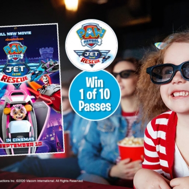 WIN 1 of 10 Family Passes to PAW PATROL: JET TO THE RESCUE